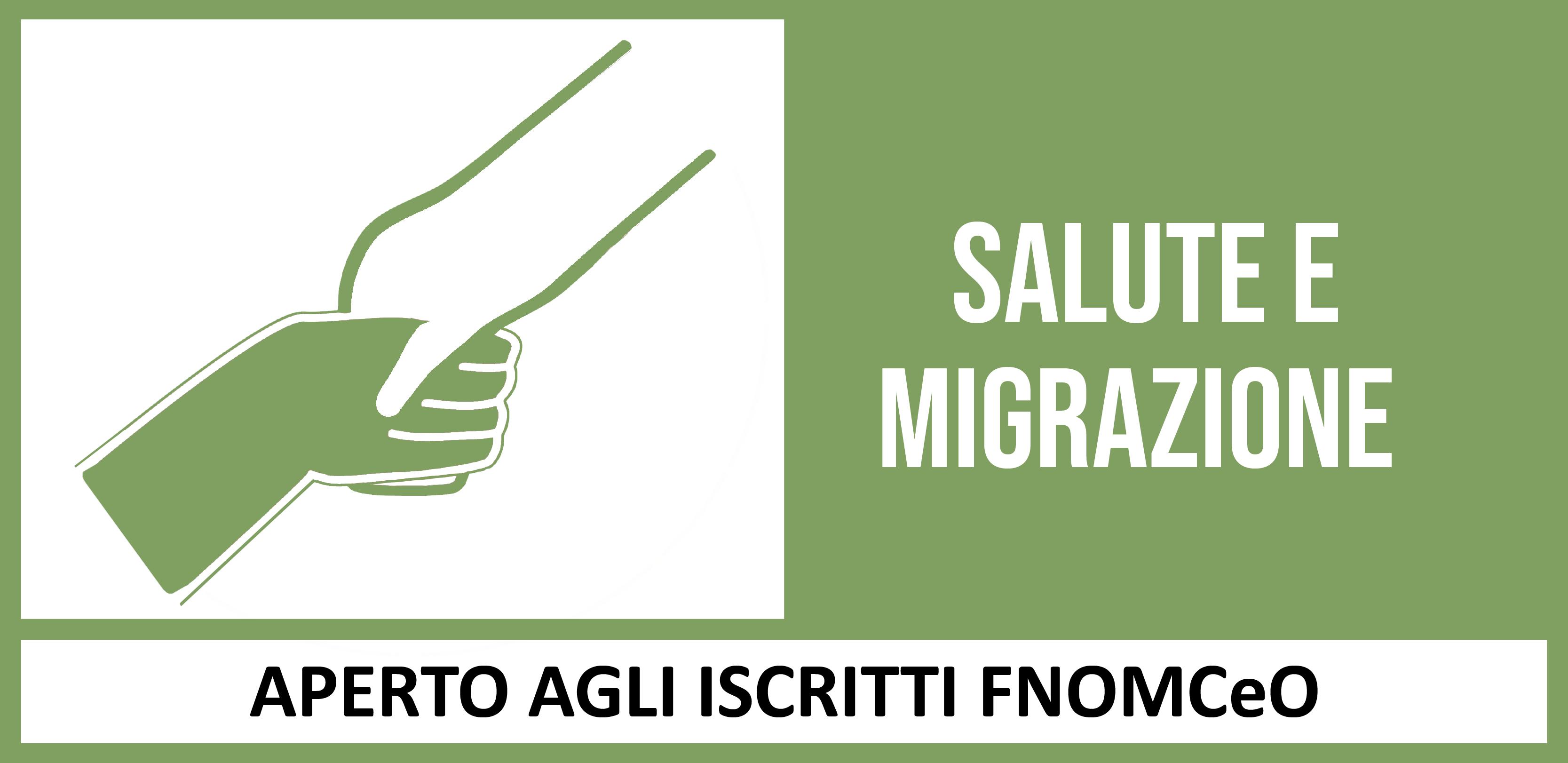 Salute E Migrazione Curare E Prendersi Cura Fnomceo